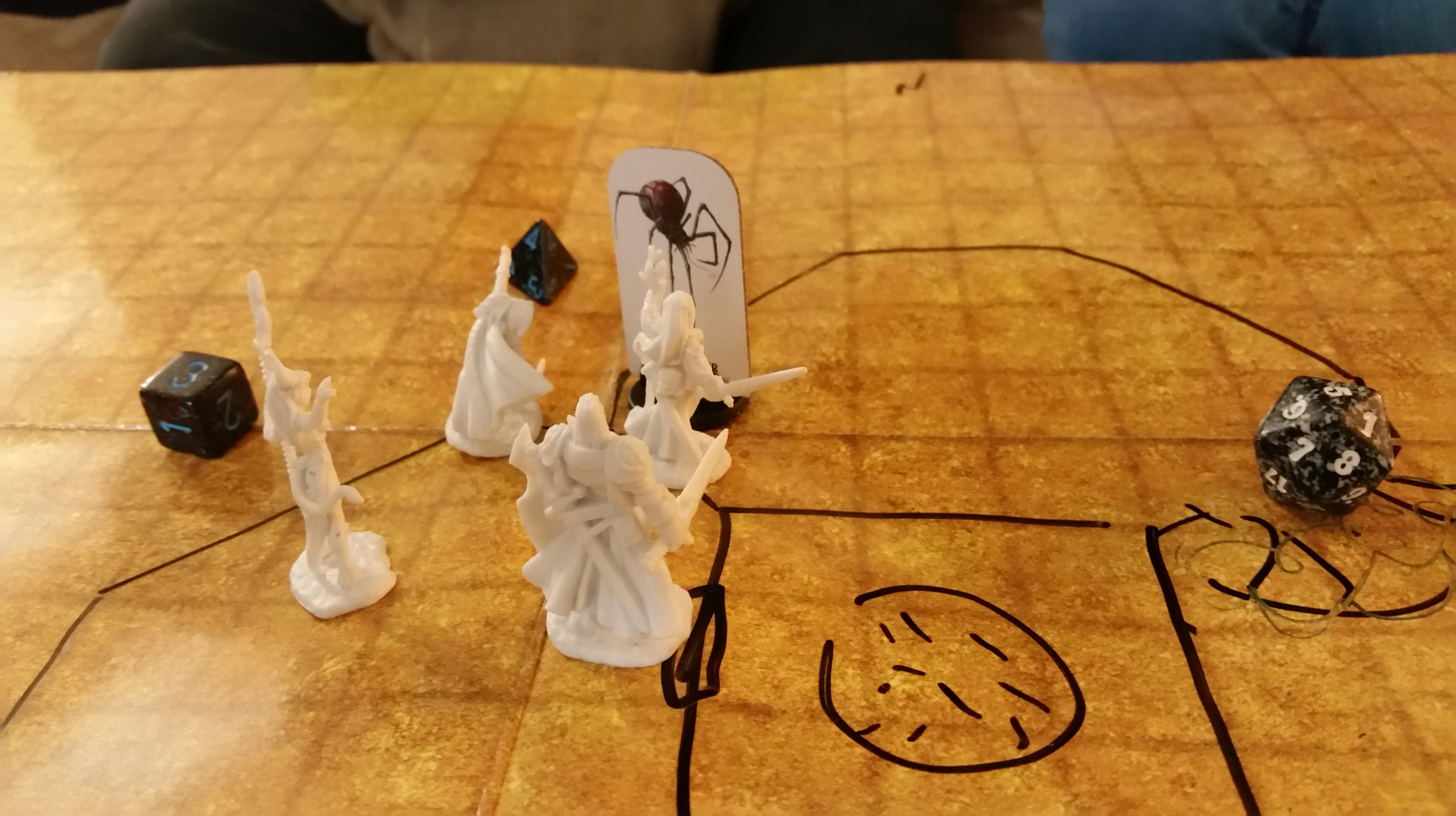 Master of the Fallen Fortress – Pathfinder – Act the Giddy Goat