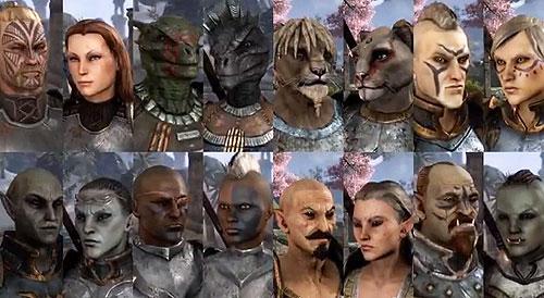 Character creation skyrim 2