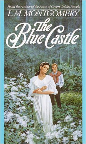 The Blue Castle book cover