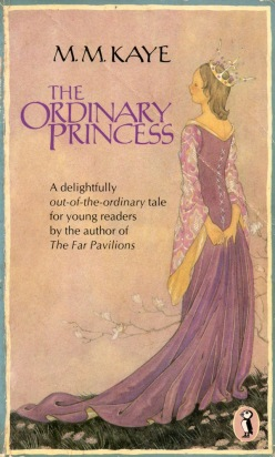 The ordinary princess book cover