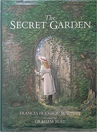 The Secret Garden book cover