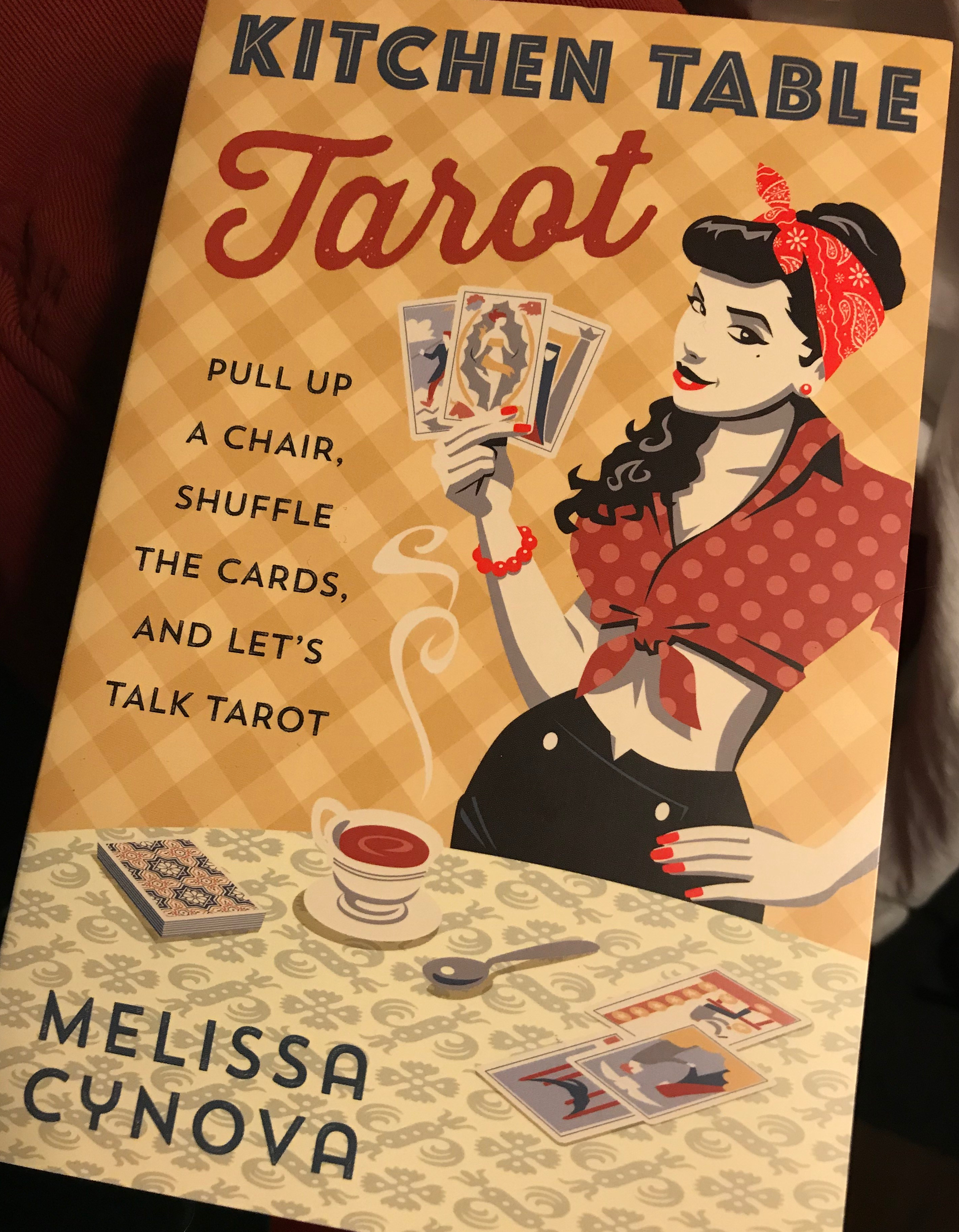 Kitchen Table Tarot Act The Giddy Goat